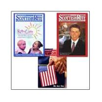 Scottish Rite Journal One Year Subscription (USA Address)