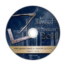 2011 Biennial Session DVD
