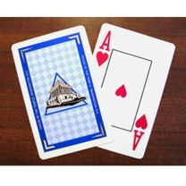 House of the Temple Playing Cards (Single Deck)