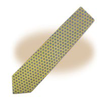 Forget-Me-Not Necktie