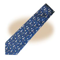 Grand Commander Series III Neck Tie - Royal Blue