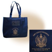 2007 Joint Session 33rd Degree Tote Bag