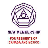2020 Canada Mexico SRRS New Member - One Year Membership