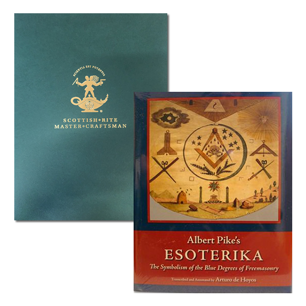 Master Craftsman: Symbolic Lodge and ESOTERIKA