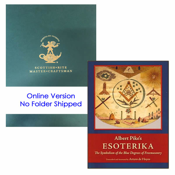 Master Craftsman: Symbolic Lodge and ESOTERIKA Online Course